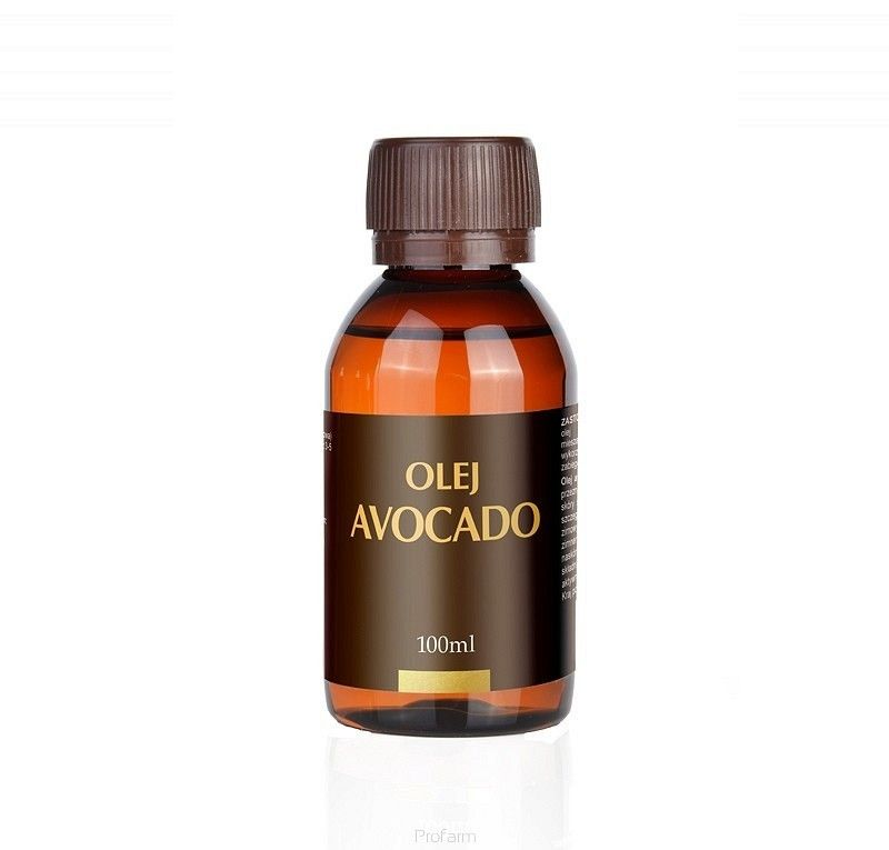 Olej Avocado 100ml Avocado Oil