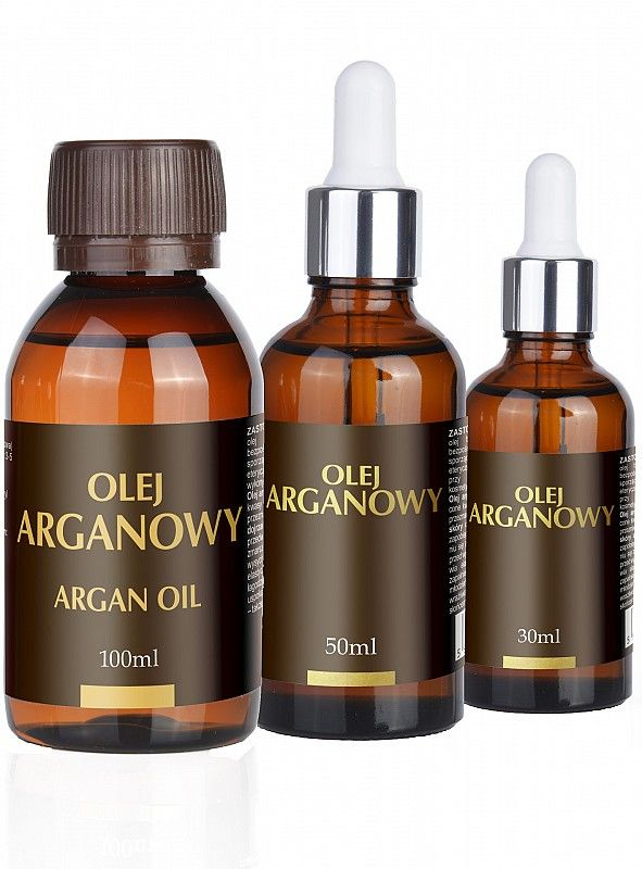 Olej arganowy Argan Oil 100ml/50ml/30ml
